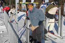 Na Táborsku se lyžuje na třech místech.