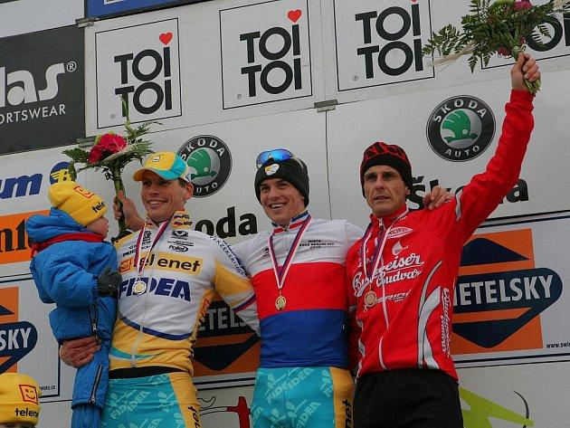 V Táboře se jelo Mistrovství České republiky v cyklokrosu.