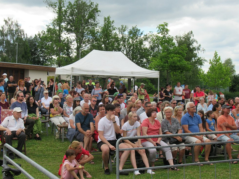 Město Tábor v neděli 5. července zahájilo sérii kulturních akcí, kterými slaví letošní 600. výročí založení města na hoře Tábor.