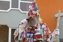 Veselští se rozhodli po letech obnovit tradici masopustního veselí, maškary prošly městem v sobotu 15. února odpoledne.