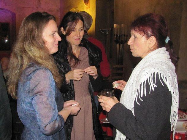 po 25 letech aktivisté Občanského fóra