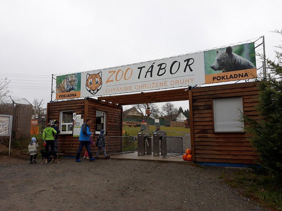 Zoo Tábor.