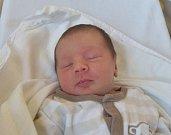 Zuzana Franková z Ústrašic.  Narodila se 16. října v 10.08 hodin. Vážila 3130 gramů, měřila 47 cm a doma má sestřičku Elišku, které je dva a půl roku.
