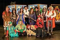 Divadelní soubor Spektrum ze Sezimova Ústí byl po úspěšném rozjezdu zabrzděn covidem. Nyní vyčkává.