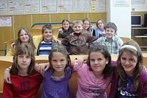S dětmi ze ZŠ E. Beneše v Soběslavi tentokrát o stávce.