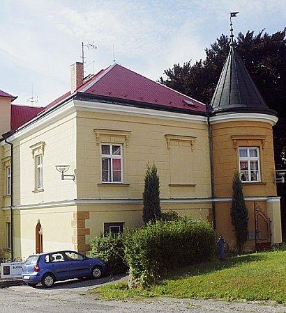 Senior dům Tučapy.