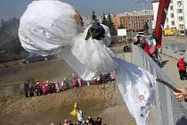 Rozlučka se zimou se koná v neděli v Čelkovicích.