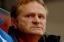 Trenér HC Tábor Milan Stárek byl po vítězství nad Chrudimí spokojen.