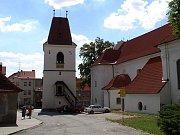 Kostel v Mladé Vožici