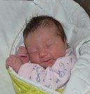 Gabriela Podráská z Myslkovic.  Přišla na svět 4. dubna ve 20.22 hodin. Vážila 3490 gramů, měřila rovných 50 cm a je prvním dítětem rodičů Venduly a Radka.