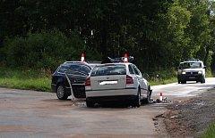 Nehoda u Březnice