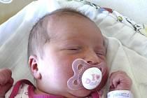 VANESSA POLÁKOVÁ Z VLASTIBOŘE. Přišla na svět 6. srpna v 11.32 hodin jako první dítě v rodině. Po narození jí navážili 3400 g a naměřili 49 cm.