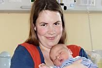 Adrián Cimpa z Roudné. Narodil se 16. února 2019 ve 20.23 hodin s váhou 3650 gramů a mírou 50 cm. Je druhým dítětem v rodině, doma má sestřičku Beátu, které je tři a půl roku.