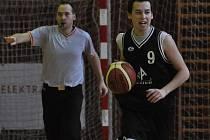 Rozhodující moment duelu Viktorie s Kaplicí si vzal pod patronát Petr Tomášek, jenž v samém závěru proměnil jednu šestku.