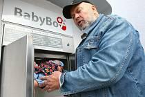 Zakladatel babyboxů Ludvík Hess.