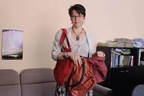 Renata Stradová nám věnovala šest kabelek.