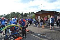 V sobotu se konal 14. ročník hasičské soutěže O putovní pohár obce Tučapy.