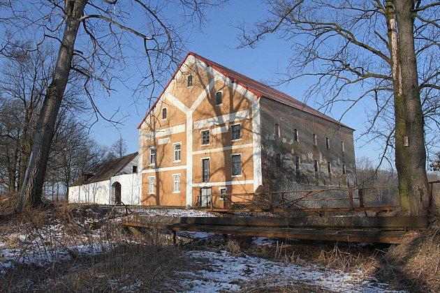 Čejnovský mlýn.