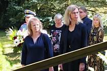 Lidé se poklonili památce prezidenta Edvarda Beneše