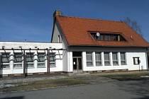 Budoucí obecní dům vznikne z bývalé restaurace.
