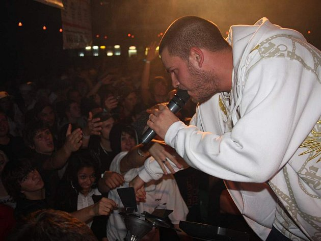 V Táboře v sobotu 28. března vystoupí sposta českých hiphoperů.