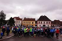 36. ročník Silvestrovského běhu a 16. ročník Jistebnické koloběžky