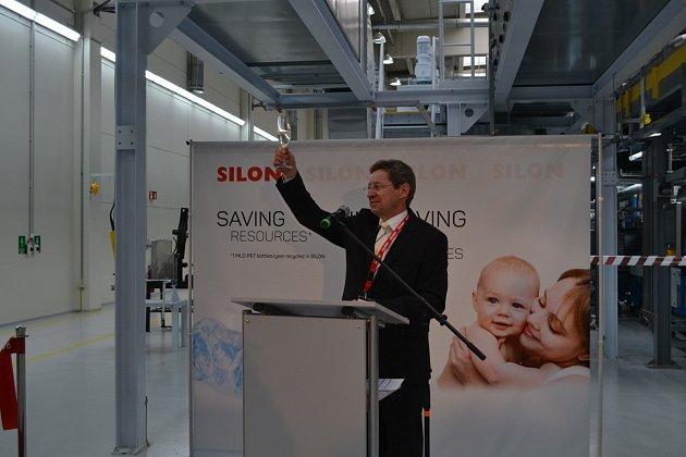Silon představil novou výrobní linku.