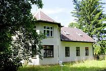 Vila v Roudné.