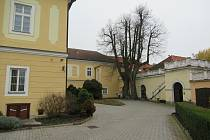 Chýnovský dům seniorů.