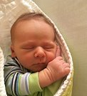 Jan Greguš z  Tábora. Na svět poprvé pohlédl 10. května v 8.47 hodin. Po narození vážil 2950 gramů a měřil  48 cm. Je druhým synem v rodině, už má brášku Toníka, kterému je dva a půl roku.