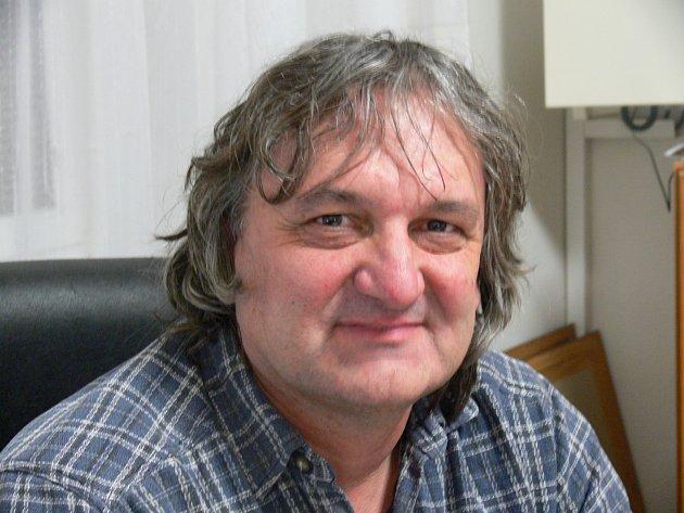 Zdeněk Zeman, vnuk Bohuslava Eberleho a současný starosta