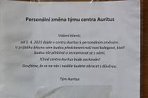 Centrum adiktologických služeb Auritus.