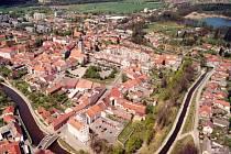 Město Soběslav. Ilustrační foto.