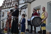 Táborská kapela Dei Gratia na táborské Muzejní noci