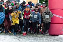 V sobotu 11. ledna se v Chýnově poběží již 20. ročník krosového závodu.