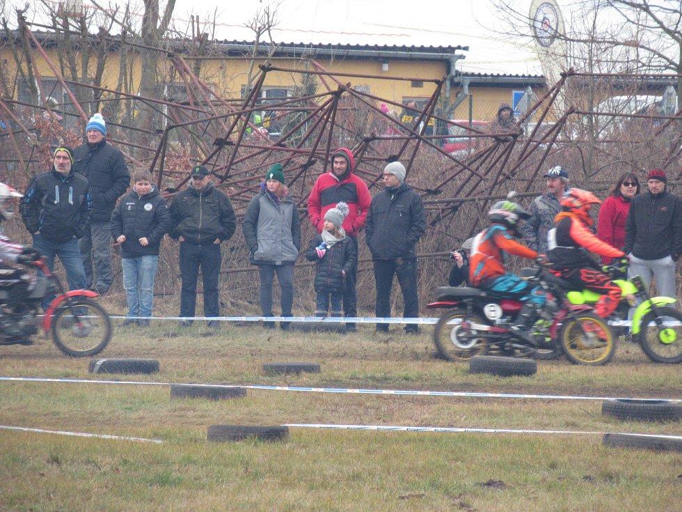 Off-road fichtel day v sobotu 11. ledna slavil na letišti v Soběslavi 20. narozeniny.