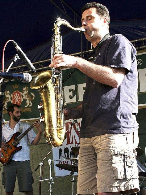 Ilustrační foto. Jazzová skupina Tarapaca Jazz.