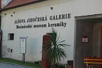 Mezinárodní muzeum keramiky v Bechyni. Ilustrační foto.