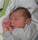 Gabriel Bendík z Tábora. Narodil se rodičům Blance a Romanovi 11. července v 11.30 hodin. Po porodu vážil 3200 gramů a měřil 46 cm.