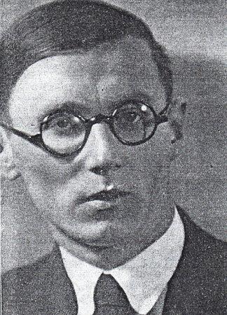 RUDOLF KRAJC. Umělec se narodil 6.června 1907vBechyni, kde vroce 1934zemřel na tuberkolózu. Bylo mu pouhých sedmadvacet.
