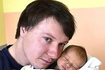 Liliana Šimková z Mezna – Lažan. Rodiče Pavla a Ladislav se 24. dubna  ve 4.44 hodin dočkali své prvorozené dcery. Malá Liliana po narození vážila 3390 gramů a vážila rovných 50 cm.