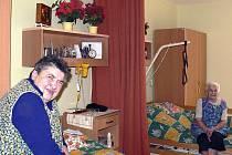 Ilustrační foto - domov důchodů.