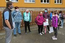 Do školy se vrátilo na 66 procent žáků prvního stupně v Plané nad Lužnicí.