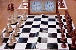 Ilustrační foto šachy.