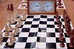 Naděje na záchranu ligy žije, šachisté vyválčili první body. Ilustrační foto.