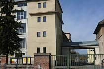 Základní škola v Husově ulici v Táboře.