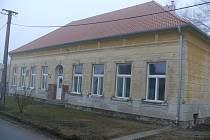 Budova zaniklé školy v Řevnově