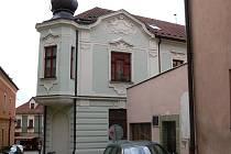 Dům čp.52  v Radnické ulici.