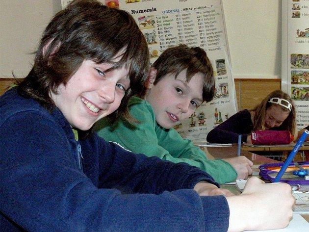 Dětem z plánské základní školy může být klidně do smíchu. I ten, kdo se liší od odstatních, si tady získá respekt a individuální zacházení