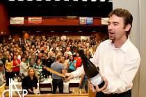 Druhým velkým koštem skončil v sobotu v Táboře 9. ročník festivalu vína.
